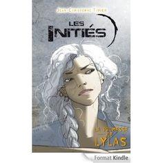 Les Initiés Tome 2. La promesse de Lylas. Jean-Christophe Tixier. Editions Rageot. ISBN 9782700242652. R TIX. Exemplaire CDI 8675.