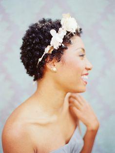 78 Best Twa Brides Images Natural Hair Styles Wedding