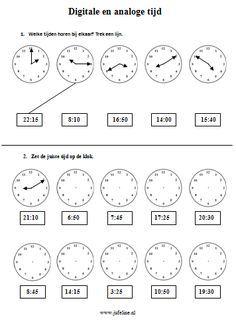 Dig. klokken