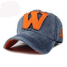 Vintage Distressed Baseball Caps