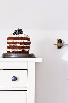 ... black tea velvet cake ...