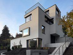 Family House | Köllikerstrasse, Zürich, Switzerland | Baumann Roserens Architekten | photo by Roger Frei