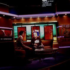 Stoney on Fox 2 talkin 97.1 Sportsfest 2012