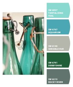 """Paint colors from Chip It! by Sherwin-Williams -- the """"Derby Shire"""" is perfect for my potential room"""