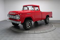 1959 Ford F100 4X4 | RK Motors Charlotte | Collector and Classic Cars