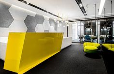 FreshMail Offices – Krakow Freshmail has recently moved into their new offices in Krakow, Poland which were designed in collaboration with Mokaa.