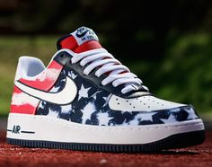 Nike Air Force 1 Low – Independence Day 2014