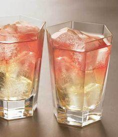 Signature Cocktail: 1 1/2 oz Pear Vodka, 3 oz Pineapple Juice, 1 oz Cranberry Juice