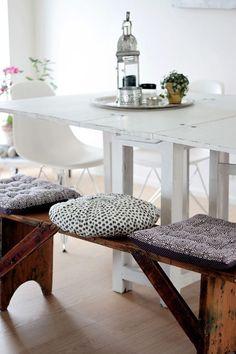 Spisebord til kjøkken/stue