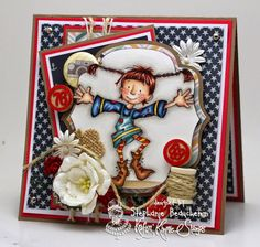A World of Creative Possibilities: Kraftin' Kimmie Stamps : New release day 2, BOOK PALS!