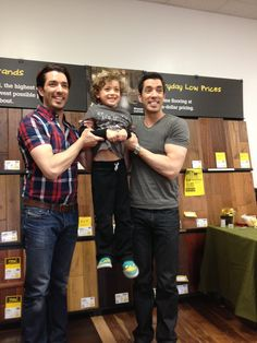 had a lot of fun at our lumber liquidators meet u0026 greet today thanks for - How Tall Is Jonathan Scott