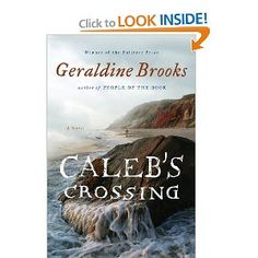 Another beautifully written book by Geraldine Brooks.  5 stars on Goodreads.