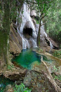 Phantom Waterfall