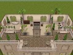 House 24 level 3 #sims #simsfreeplay #simshousedesign