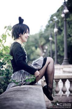Hokuto Sumeragi | TOKYO BABYLON cosplayer Miyuki Nee | photo by CAA / ronaldo ichi & valesca braga - www.caamagazine.com.br