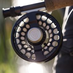 "They say ""a fly reel in the hand, is better than two in the box""   www.taylorflyfishing.com  #passionforthewater fly fishing"