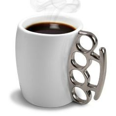FISTICUP Knuckleduster Mug by Fred & Friends,