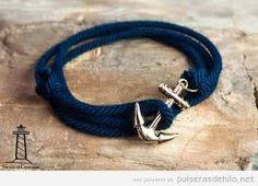 pulsera cuerdas