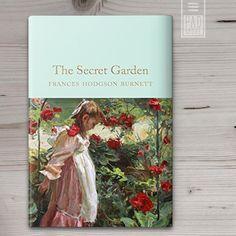 The Secret Garden By Frances Hodgson Burnett Books To Read Padmore Culture Spring Collection