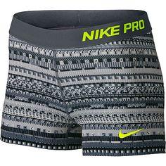 Nike Women's Pro 8-Bit 3-Inch Shorts