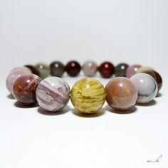 Petrified Woods bracelet