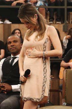 Quero ver o bebê da Sandy e fingir que sou o padrinho