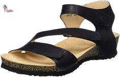 Think!  Dumia, sac à bride femme - noir - Noir (00), 39 - Chaussures think (*Partner-Link)