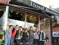 Vegan café and store Eternal Abundance aims for rebirth in #Vancouver. #vegan