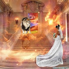 He brought me to the banqueting house, and his banner over me was love. Song of Solomon 2:4 KJV