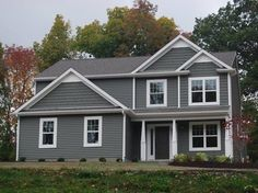 1000 Images About Outside House Colors On Pinterest