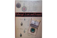 In Fabergé: Lost and Found by A. Kenneth Snowman. Harry N. Abrams, Inc., 1993. First Edition. Hardcover with 205 illustrations, including 169 full-color photographs. The story of the author's discovery of two of the original design books from the workshop of the House of Fabergé, jeweler and goldsmith to the tsars of Russia and European royalty.