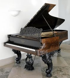 Grand Piano  -  1868  -  American