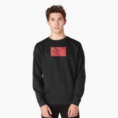 T-shirt 'Chine' par nikkkooo Crew Neck Sweatshirt, T Shirt, Graphic Sweatshirt, Pullover, Rick Y Morty, Orange Line, Look Into My Eyes, Legging, Hoodies