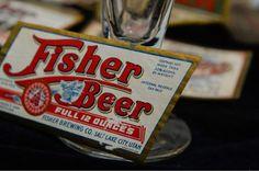 (Francisco Kjolseth | The Salt Lake Tribune)  Fisher Brewing Co., one of two…