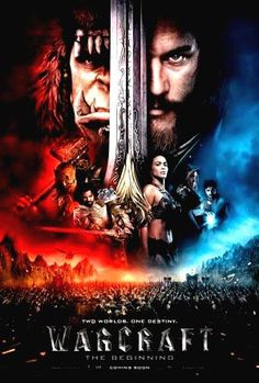 Eleven new posters for WARCRAFT starring Travis Fimmel, Paula Patton, Toby Kebbell, Dominic Cooper and Robert Kazinsky. Warcraft 2016, Warcraft Movie, World Of Warcraft, New Movies, Movies To Watch, Good Movies, Movies Online, Action Movies