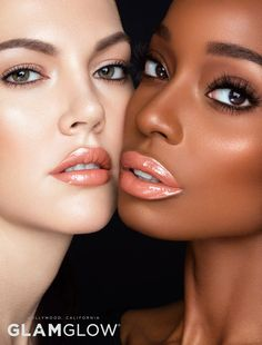 Great way to highlight the lips and keep the focus on the Pluming Lip Jelly. Maybe use a bold color with the clear jelly over it Clean Beauty, My Beauty, Beauty Makeup, Lipstick Style, Beauty Shoot, Natural Makeup Looks, Beautiful Lips, Advertising Photography, Makeup Photography