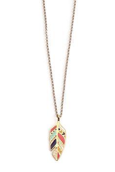 Carnival Necklace by Foxy Originals Inc.