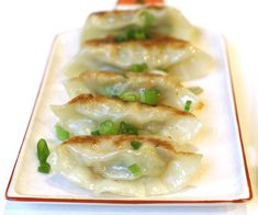 Gyoza Recipe (Japanese Pan-Fried Dumplings) gonna try this but a vegetarian version..substituting shiitake mushrooms for pork