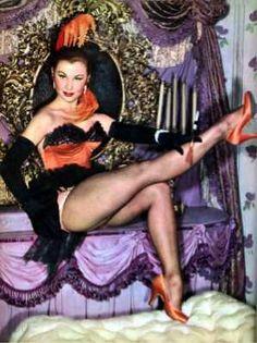Mitzi Gaynor http://1950s-retro.blogspot.ca