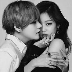 Blackbangtan X Exovelvet Shipper ! Kpop Couples, Cute Couples, Korean Couple, Best Couple, Lisa, Bts Girlfriends, Boy Band, Fanart, Lee Hyun