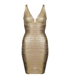 he silhouette-revealing Sinclair bandage dress is the ultimate make-an-entrance dress. Only £1,899.00 :D