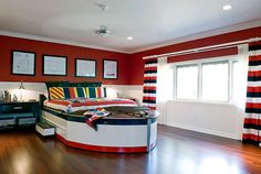 J Banks Design Group, Inc. | Interior Design | Hilton Head Island, SC, USA  -  what little boy wouldn't love this?