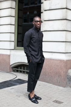 Style crushing on Tinie Tempah...