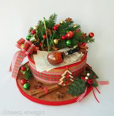 "Gallery.ru / ""Merry Christmas, Mr. Holmes"" (""Счастливого Рождес - Конкурсные работы - galley"