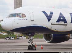 PR-LGI Varig LOG Boeing 757-225(SF)