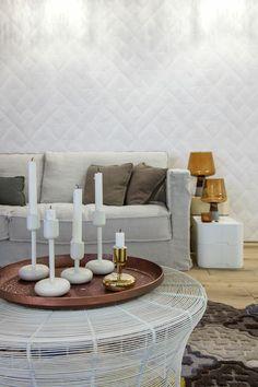 Oh, die wuerden aber gut bei uns reinpassen! :) Iittala Nappula Beautiful Living Rooms, White Wood, Timeless Design, Objects, Design Inspiration, Interior Design, Cookware, Ceramics, Glasses