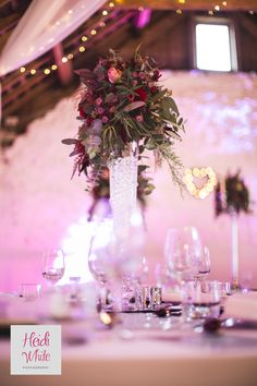 How gorgeous is this bouquet? Pictured at our venue - The Old Barn in Clovelly (North Devon). Get in touch to see why this will make the perfect venue for your dream day: http://www.northdevonwedding.com/contact-us.ashx