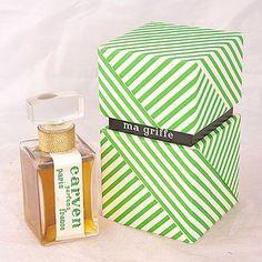 VINTAGE Carven Ma Griffe 4 oz perfume extrait on eBay!