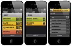 HQ: To Do & Task Lists (iPhone) – stylowa lista rzeczy do zrobienia / Stylish To Do lists