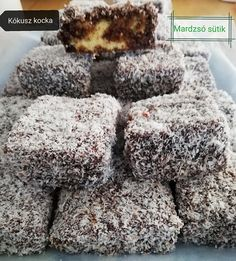 Hungarian Desserts, Hungarian Recipes, Sweet Like Candy, Homemade Sweets, Sweet And Salty, Winter Food, Food And Drink, Tasty, Cookies